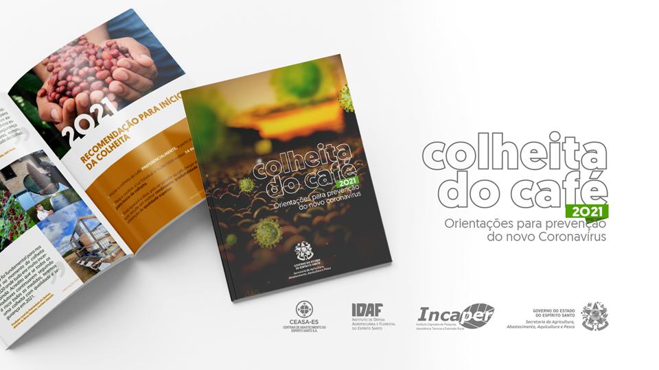 Lançada 2ª edição da cartilha sobre prevenção do novo Coronavírus na colheita do café