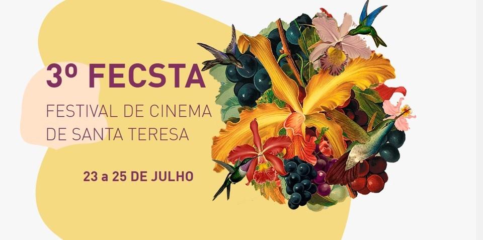 3ª Edição do Festival de Cinema de Santa Teresa será exibida no Youtube