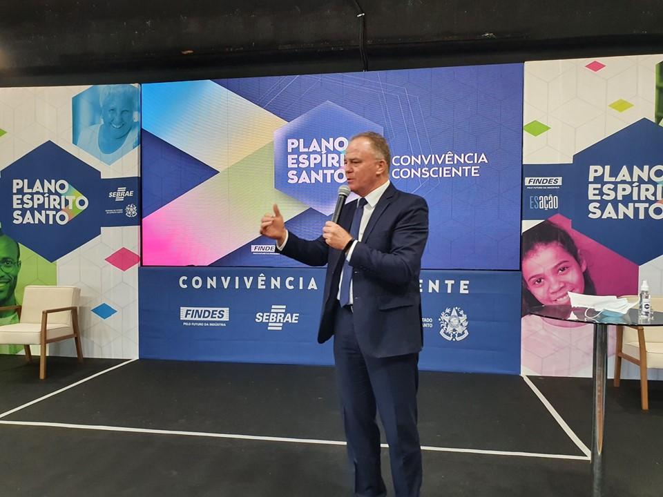Governo do Espírito Santo lança programa para promoção do desenvolvimento econômico