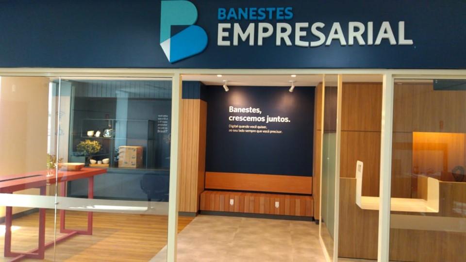 Banestes inaugura Agência Empresarial de Linhares