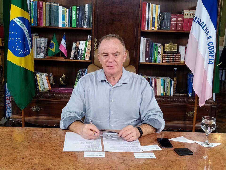 Governador assina Projeto de Lei que incentiva pesquisa, exploração e produção de petróleo e gás no ES