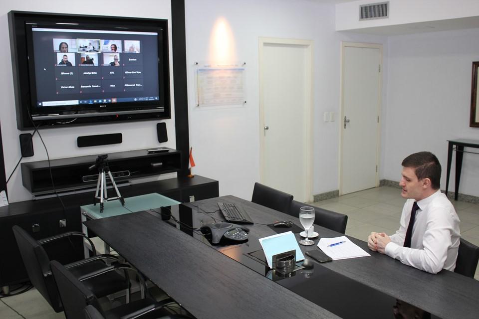 Empresariado de Marataízes conhece detalhes de linha de crédito emergencial do Fundo de Proteção ao Emprego