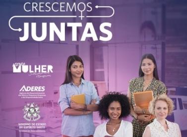 """Projeto """"Crescemos Juntas"""" anuncia linhas especiais de microcrédito e assessoria para mulheres empreendedora"""