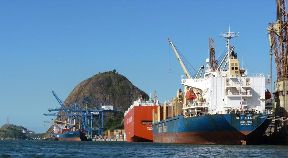 Espírito Santo alcança 8º lugar no ranking nacional de importações