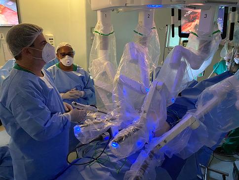 Bandes libera R$ 16,7 mi para equipamento de cirurgia robótica do Hospital Meridional
