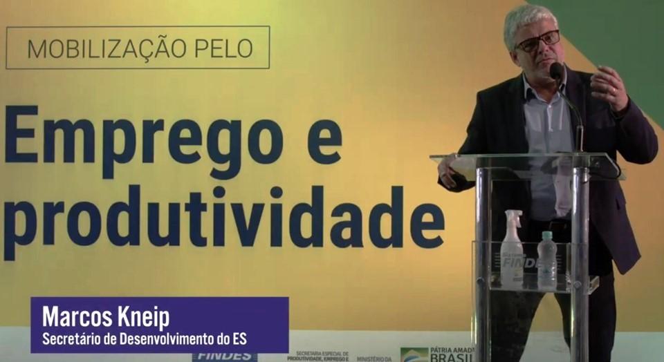 Ações em prol do desenvolvimento do Estado são apresentadas no lançamento do Programa Mobiliza Brasil