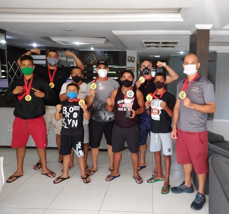 Boxeadores capixabas são destaque em Campeonato Brasileiro de Pugilismo Amad
