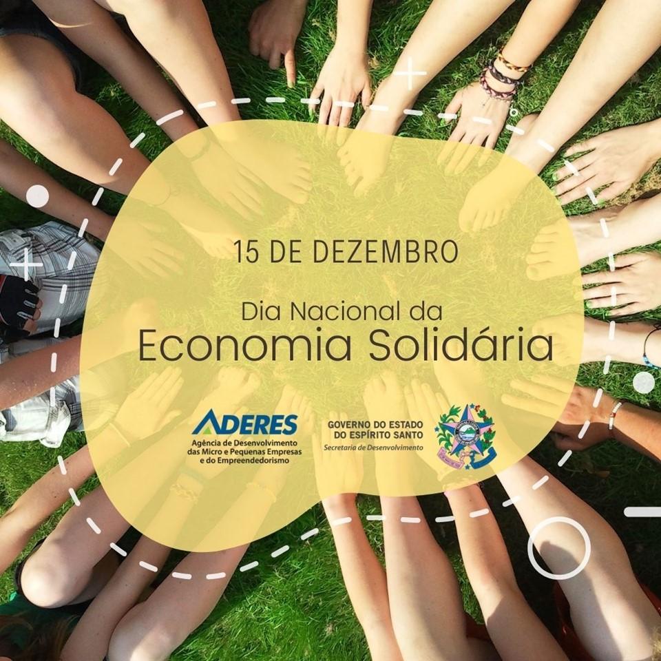 Dia Nacional da Economia Solidária é comemorado nesta terça-feira (15)