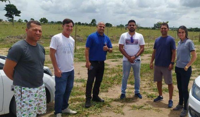 Ex-Flamengo, Regis fará parte do projeto social de Richarlison em Nova Venécia