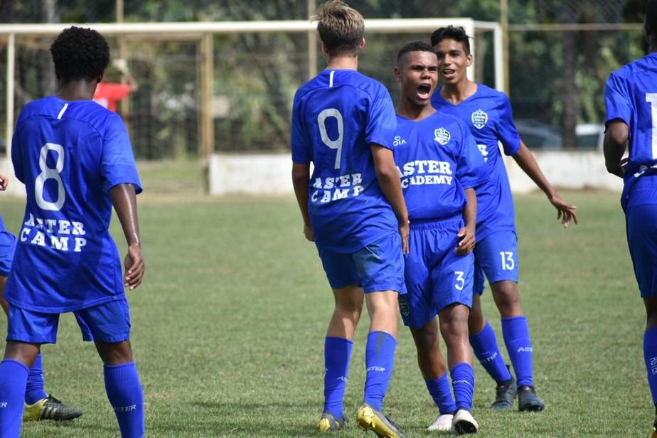 Aster Brasil adianta planejamento e confirma entrada no futebol profissional em 2021