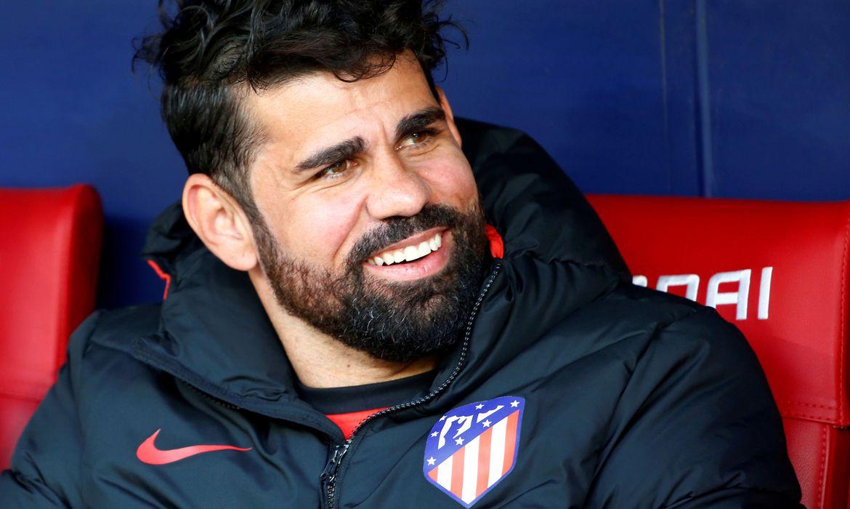 Diego Costa rescinde contrato com Atlético de Madri