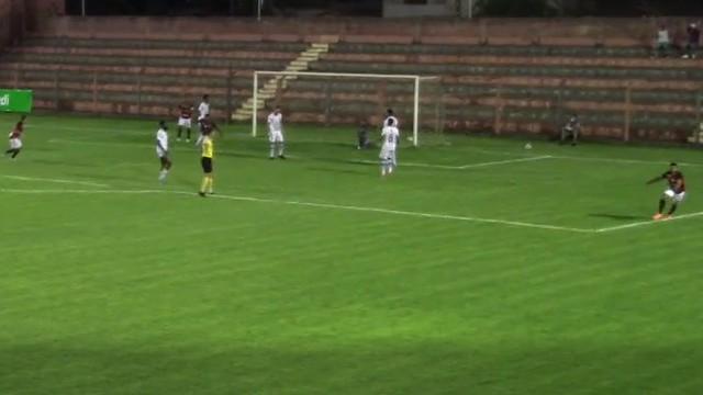 Águia Negra vence o Vitória-ES e entra no G-4 do Grupo 5 da Série D do Brasileirão