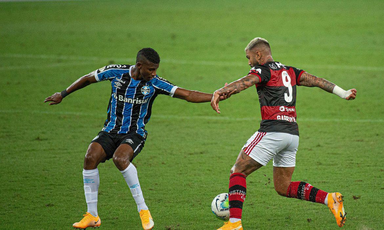 Brasileirão: Grêmio e Flamengo fazem jogo atrasado em Porto Alegre