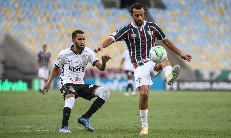 Corinthians tenta quebrar escrita contra o Fluminense no Brasileiro