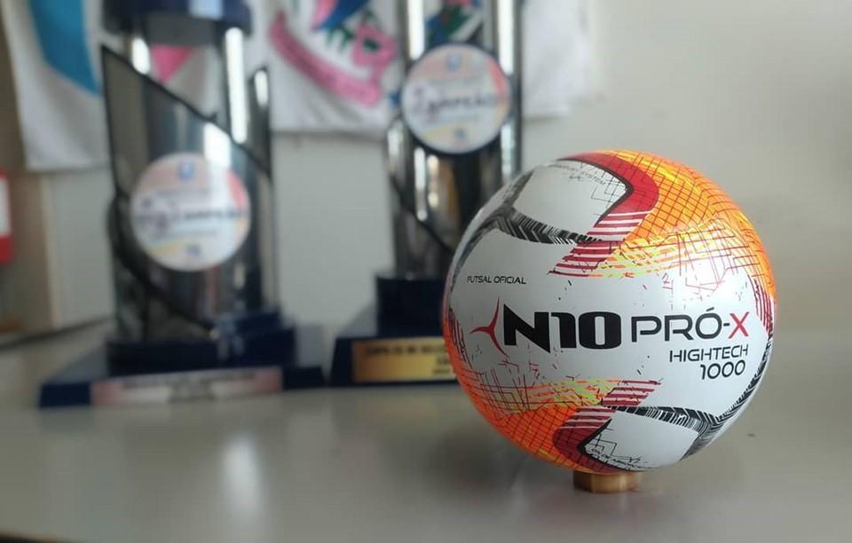 Cachoeiro de Itapemirim sedia Copa ES de seleções municipais de futsal