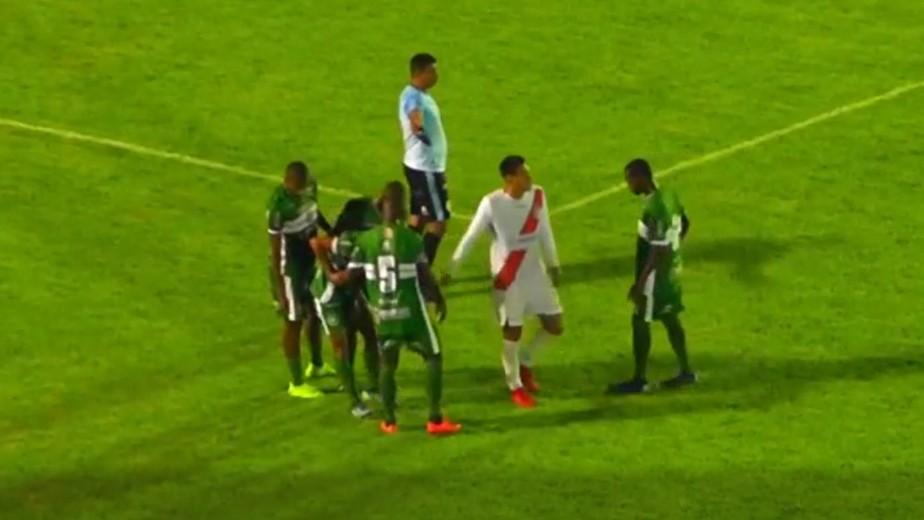 Real Noroeste vence o Pinheiros e sobe para terceiro no Campeonato Capixaba 2021