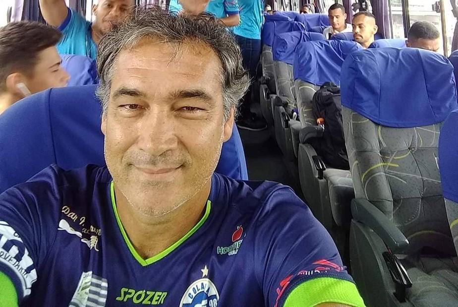 Pádua Polese, ex-CTE, é confirmado como o novo treinador do Pinheiros