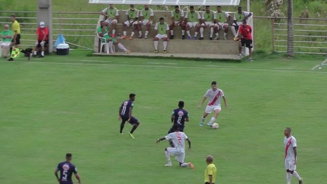 CAPIXABÃO 2020: Real Noroeste e Rio Branco-VN empatam no primeiro jogo das semifinais