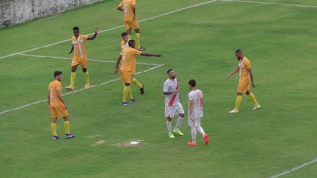 Série D: Real Noroeste empata com Brasiliense no jogo de ida da segunda fase