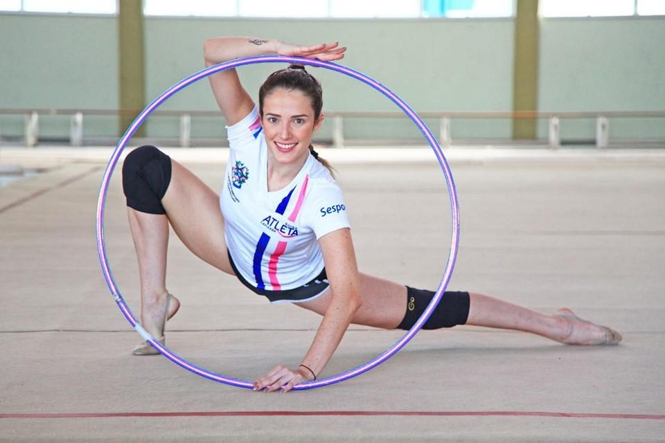 Em busca de uma vaga para Olimpíada de Tóquio, Natália Gaudio retoma rotina de treinos na Sesport