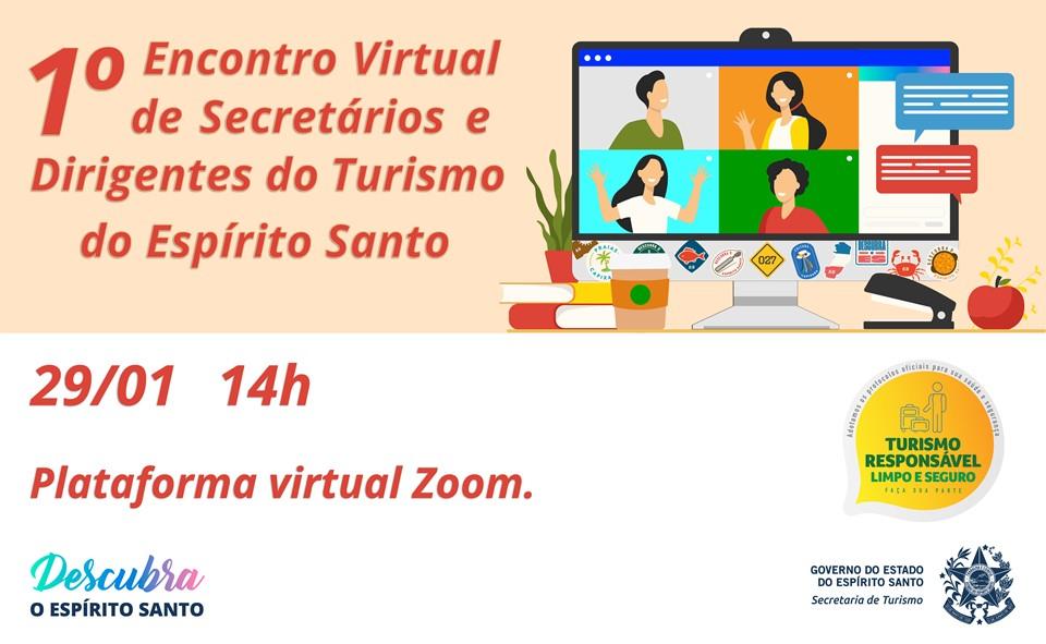 Setur debate qualificação do destino Espírito Santo com secretários municipais