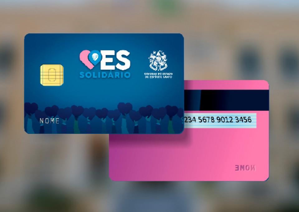 Governo do Estado inicia entrega do Cartão ES Solidário
