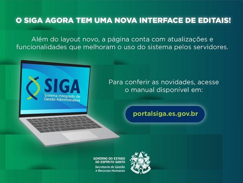 Seger e Prodest disponibilizam novas funcionalidades no Módulo de Compras do SIGA