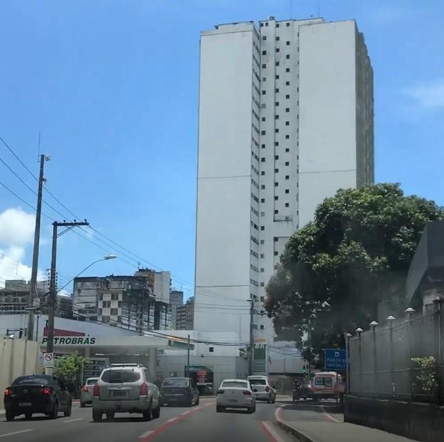 Seger busca patrocinador para intervenção artística em fachada de edificação no Centro de Vitória