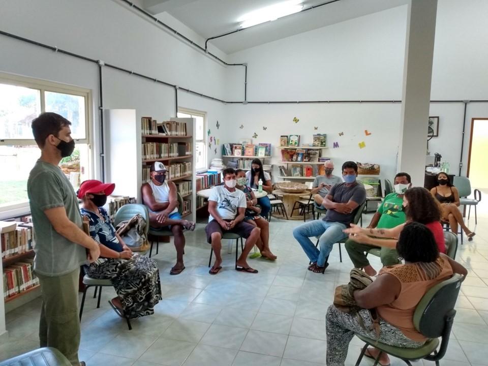 Parque Estadual de Itaúnas elege representantes da sociedade civil para Conselho Consultivo