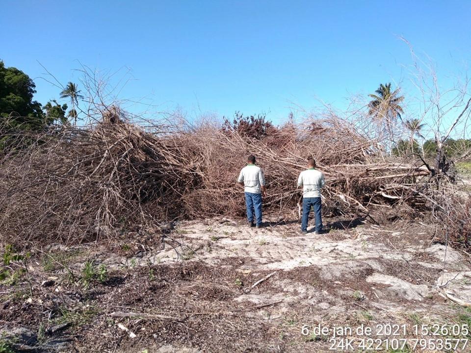 Parque Estadual de Itaúnas recebe fiscalizações para combate a crimes ambientais