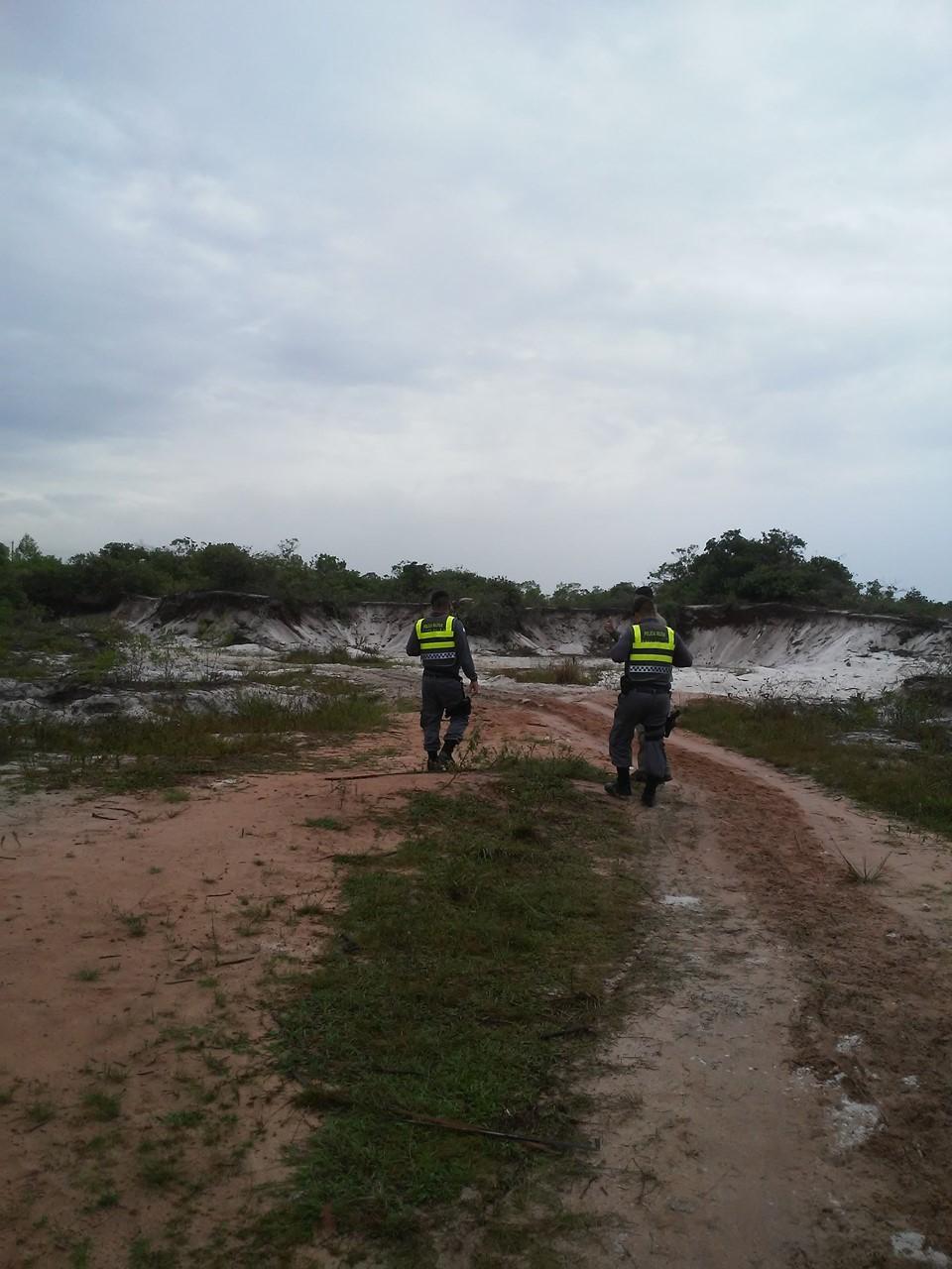 APA de Setiba: extração de areia no local é crime e causa danos ambientais