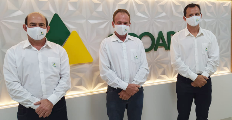 Cooabriel apresenta membros da nova diretoria da cooperativa