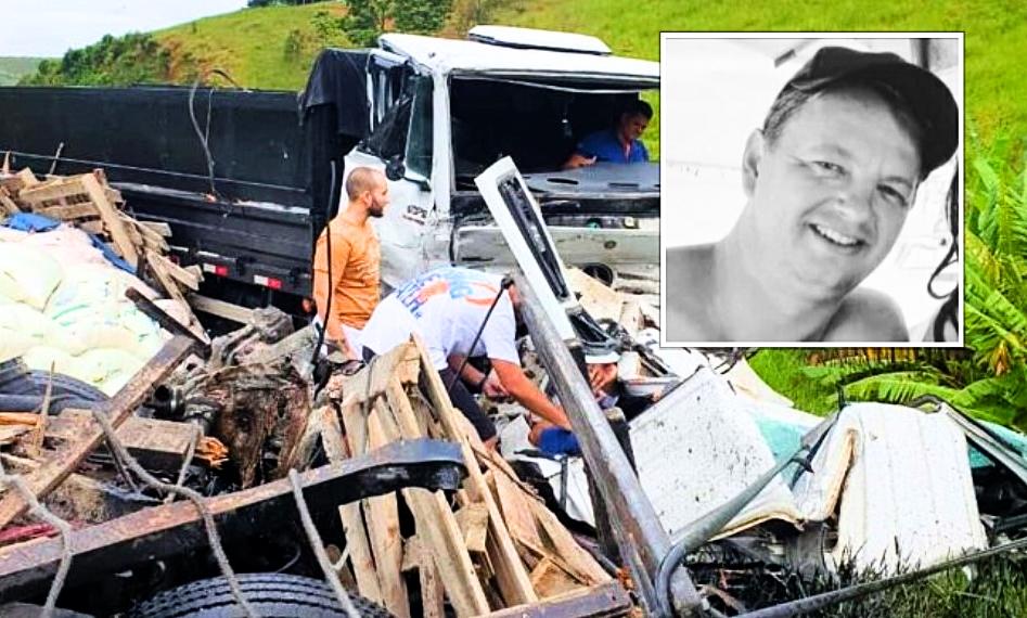 Morador de Vila Pavão morre em acidente na BR-101