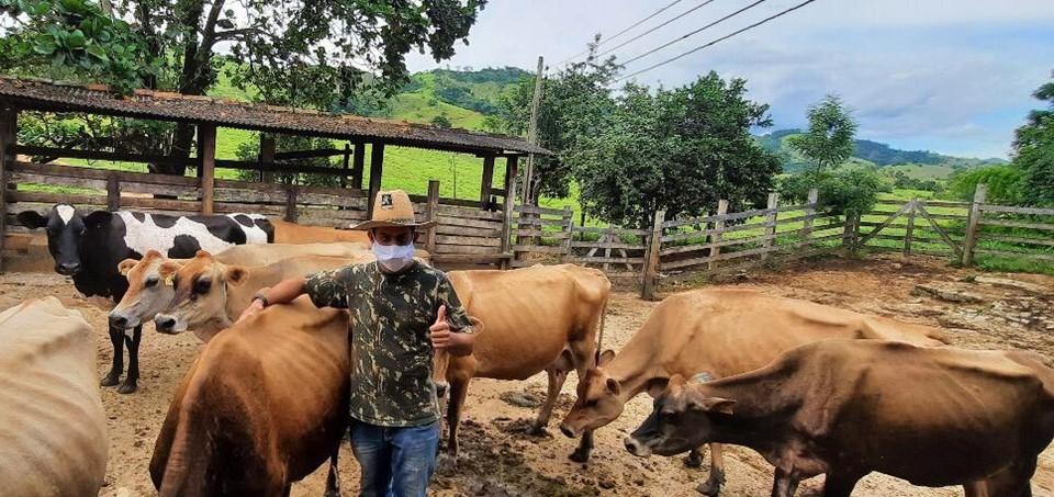 Plano para melhora e sustentabilidade da pecuária de leite é desenvolvido no Estado