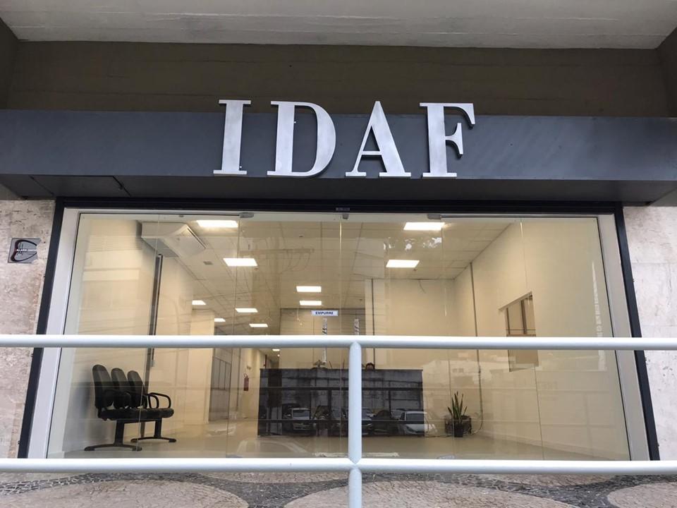 Idaf suspende prazos referentes aos processos administrativos