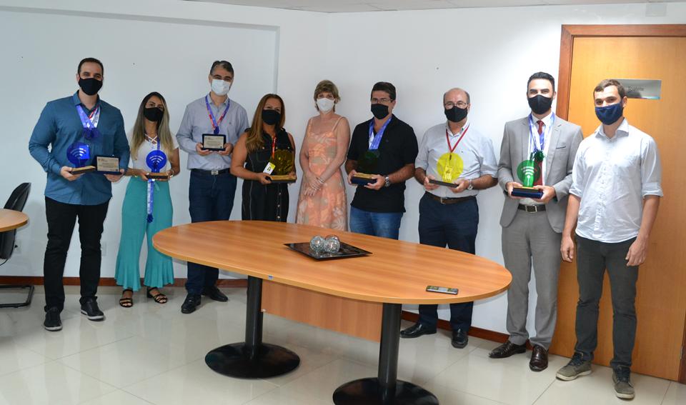 Secti realiza entrega das premiações da 17ª Semana Estadual de Ciência e Tecnologia