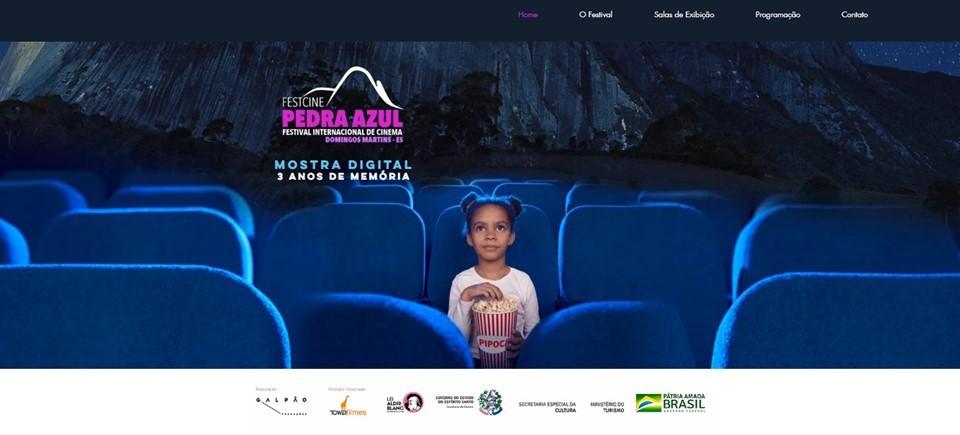FestCine Pedra Azul exibe retrospectiva das três primeiras edições em formato on-line