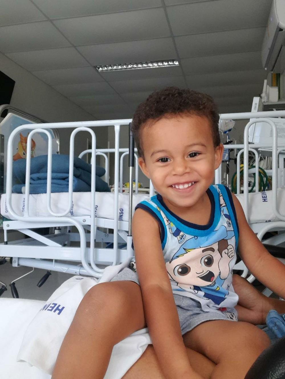 Bebê picado por escorpião em Nova Venécia tem alta médica