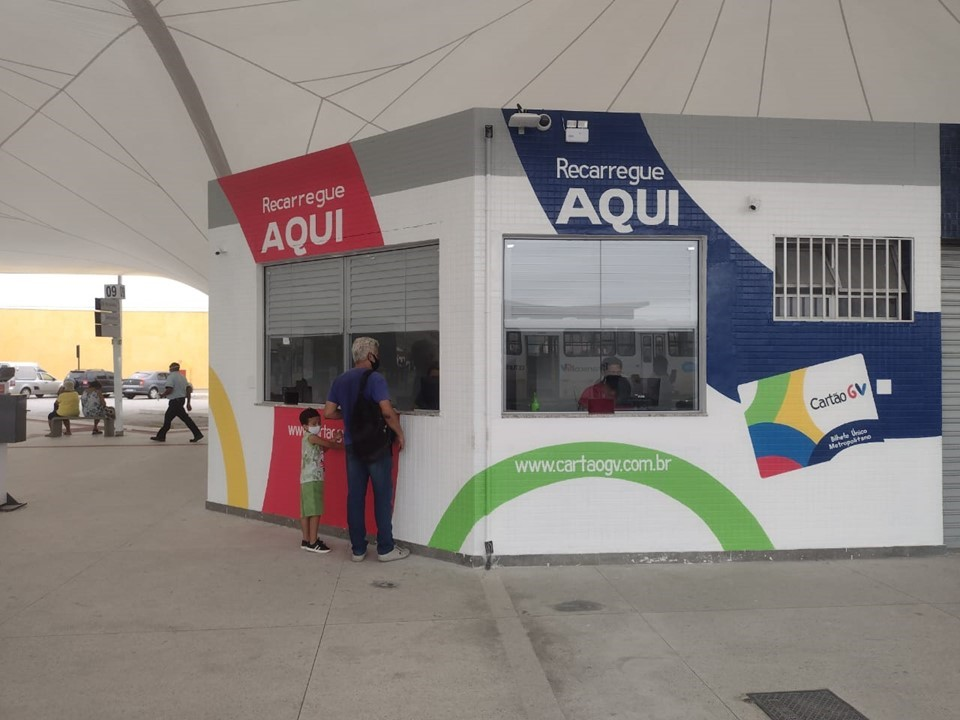 Nova loja do CartãoGV começa a funcionar no Terminal de Itaparica