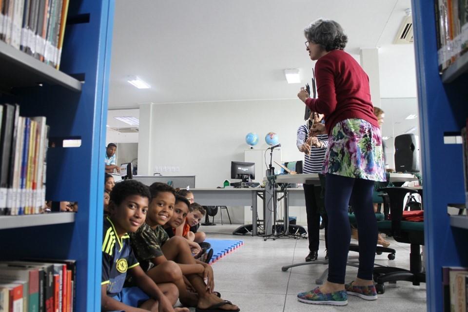 Sistema Estadual de Bibliotecas Públicas do Espírito Santo realiza cadastro de Bibliotecas Comunitárias