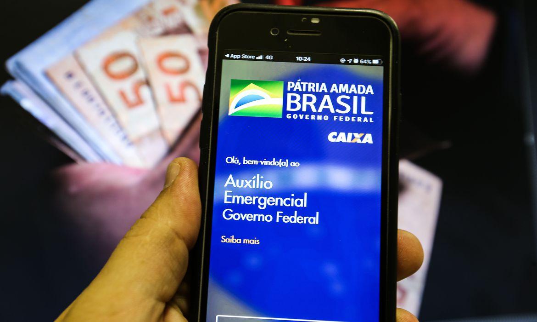 Caixa encerra hoje etapa de pagamentos do auxílio emergencial
