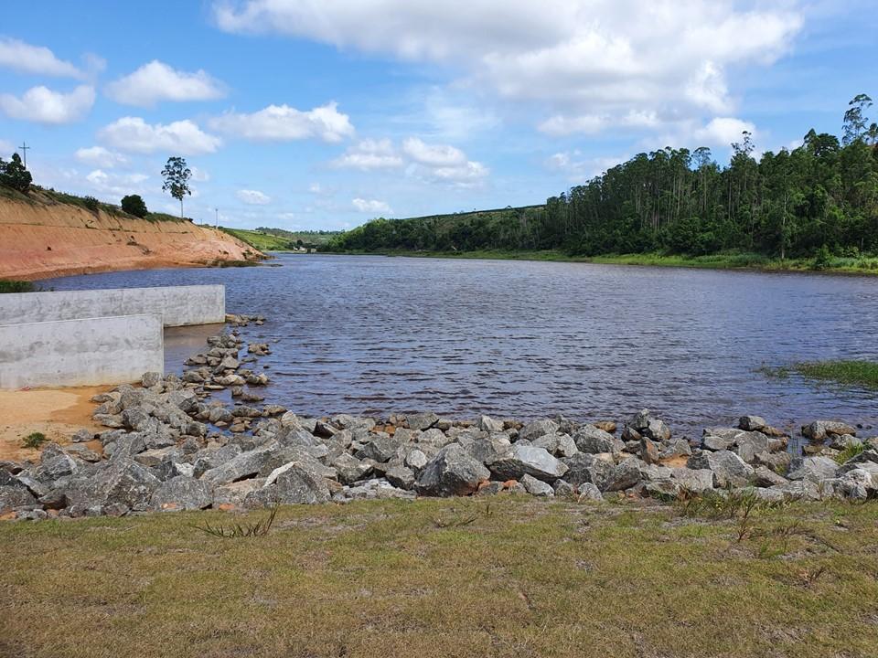 Governo do Estado inaugura Barragem Caximbau, em Jaguaré