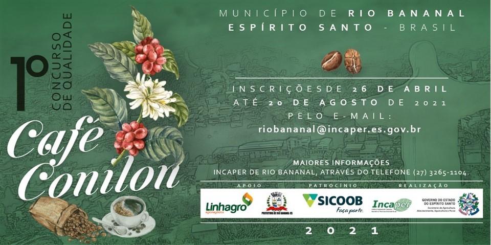 Rio Bananal realiza primeiro concurso de qualidade de café conilon