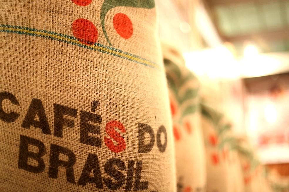 Exportacões de café em fevereiro somam 33 milhões de sacas de 60 kg