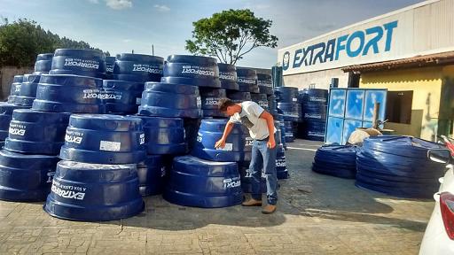 Fábrica de reservatórios de água expande mercado em Irupi