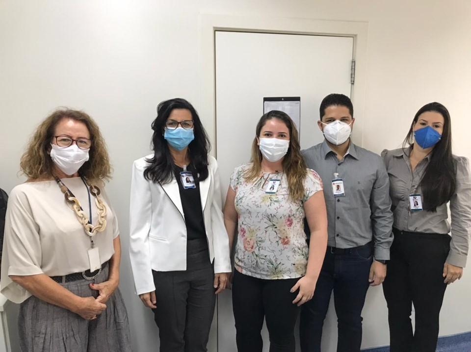 """Serviço de capelania é inaugurado no Hospital Estadual de Urgência e Emergência """"São Lucas"""""""