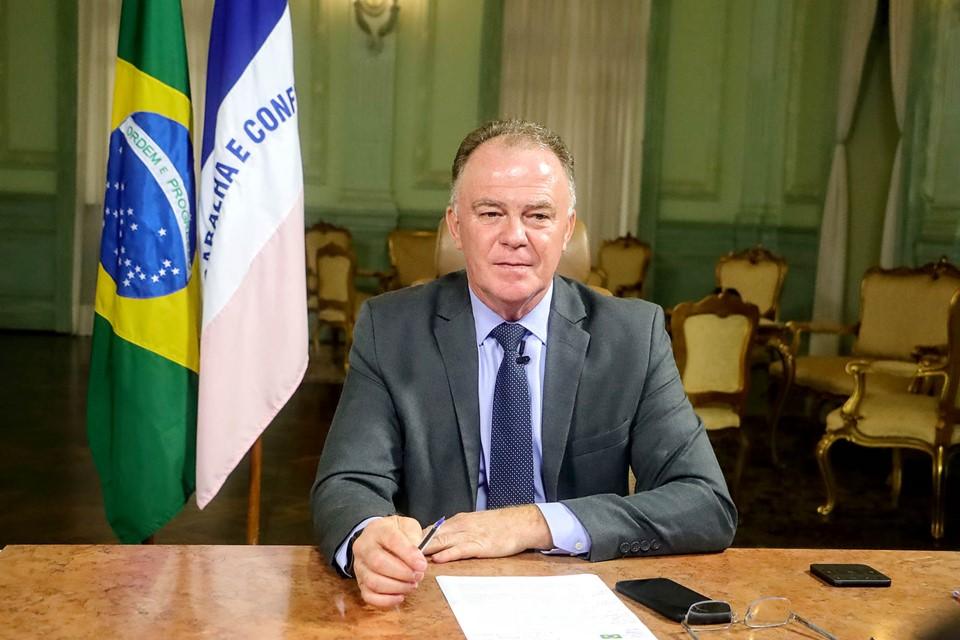 Casagrande entrega carta dos Governadores pelo Clima ao embaixador dos EUA