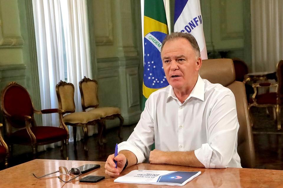 Governo do Espírito Santo anuncia pacote com medidas de proteção social no enfrentamento à pandemia