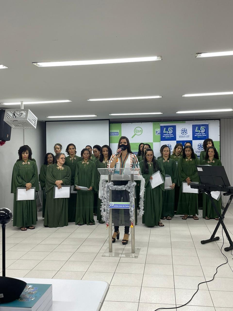 Sejus e IJSN promovem Cantata de Natal On-line