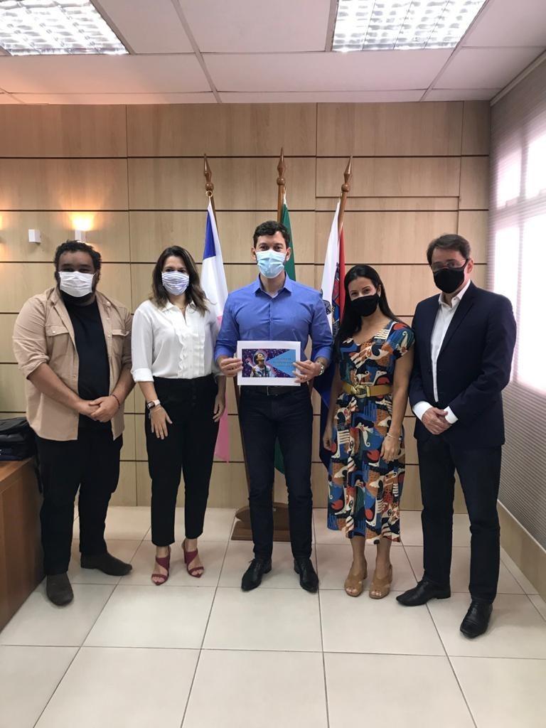 Projeto dos CRJs é apresentado a representantes da Prefeitura de Vila Velha